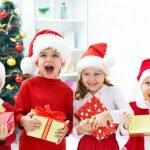 Сценарий новогоднего квеста для детей дома (день 1)