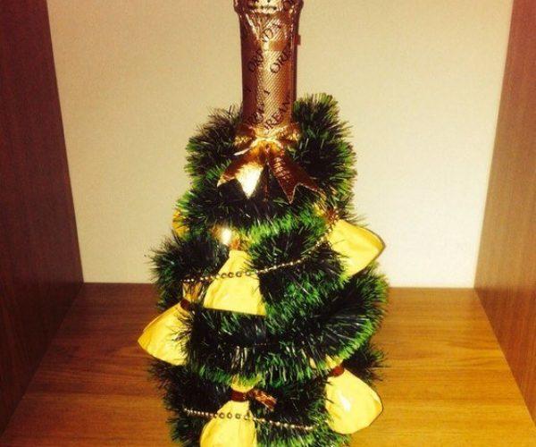 елка из конфет1