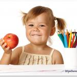 Основные потребности ребенка