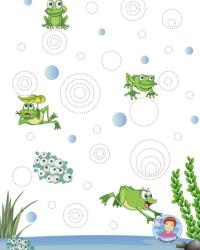 обводилки лягушки